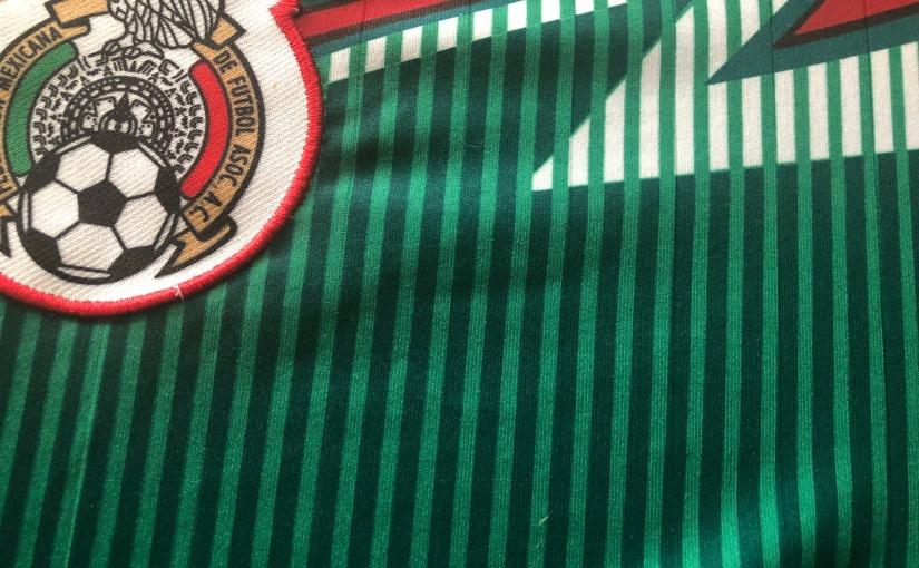 El último partido,México-Holanda